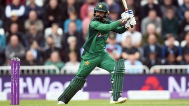 Six Pakistan Players Including Mohammad Hafeez and Wahab Riaz Return Negative for COVID-19 in Second Tests Conducted by PCB