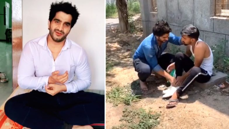TikTok Star Mohit Mor Shot Dead in Delhi: The Fitness Enthusiast Had a Heart of Gold and These Viral TikTok, Instagram Videos Are a Proof!