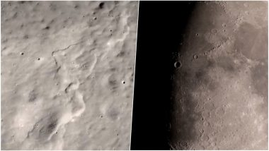 Our Moon is Shrinking! NASA Study Reveals Lunar Surface is Experiencing Moonquakes