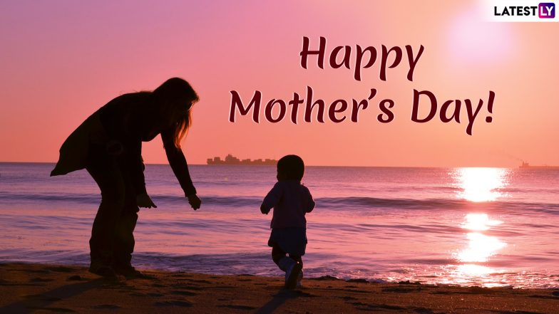 Mother's Day 2019 Wishes From Son & Daughter: WhatsApp Stickers, SMS, Facebook Messages, Quotes and GIF Images to Celebrate Motherhood