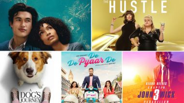 Movies This Week: De De Pyar De, John Wick Chapter 3 - Parabellum, The Hustle, A Dog's Journey, The Sun Is Also A Star
