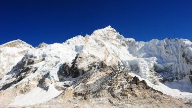 Mt Everest Expedition Claims Another Life! 58-Year-Old Indian Woman Dies While Descending