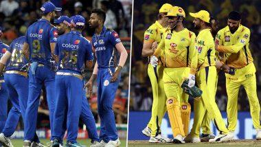 CSK vs MI, IPL 2019 Qualifier 1: Four Best Chennai Super Kings vs Mumbai Indians Matches in Indian Premier League History