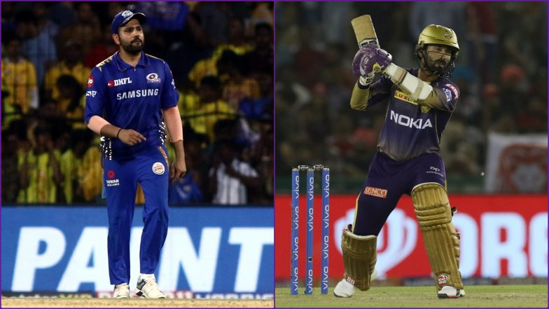 MI vs KKR Head-to-Head Record: Ahead of IPL 2019 Clash, Here Are Match Results of Last 5 Mumbai Indians vs Kolkata Knight Riders Encounters!