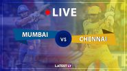MI vs CSK Highlights IPL 2020: Chennai Super Kings Beat Mumbai Indians by 5 Wickets