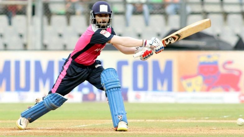 NBB vs AA, T20 Mumbai League 2019 Live Cricket Streaming: Watch Free Telecast of Namo Bandra Blasters v ARCS Andheri on Star Sports and Hotstar Online
