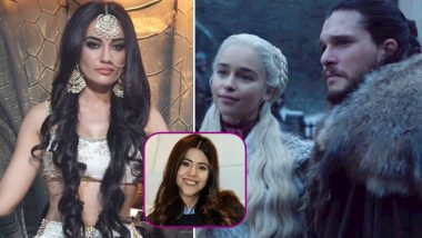 Ekta Kapoor Is Miffed With the Indian Audience For Liking Game Of Thrones And Mocking Naagin!
