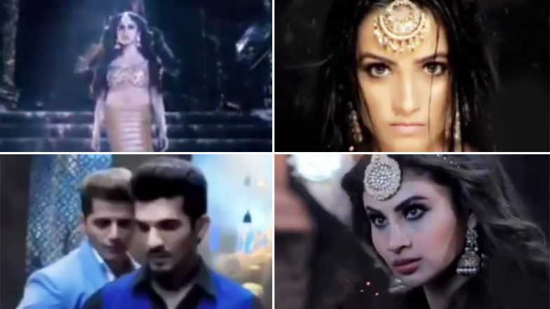 Naagin 3: Mouni Roy Gives a Glimpse of What's to Come in the