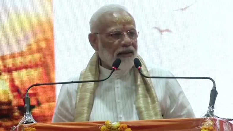 PM Narendra Modi Says 'Budget 2019 is One of Hope, Will Transform Agriculture Sector in India & Middle Class Will Progress'