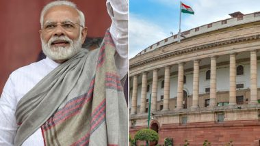 Narendra Modi-Led NDA Victory Paves Way For Rajya Sabha Majority in 2020; Triple Talaq, NRC to Get Green Signal