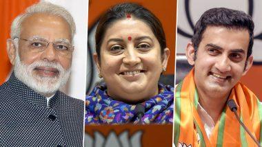 Narendra Modi, Smriti Irani, Gautam Gambhir Lead From Varanasi, Amethi, East Delhi Lok Sabha Seats; Congress On The Backfoot