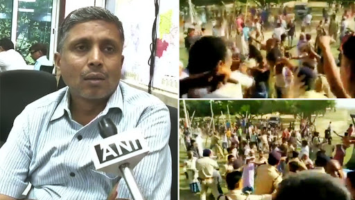 Lok Sabha Elections 2019: BJP Candidate Allegedly Attacked With Sticks by People in Bihar's Champaran, EC Says 'Will Take a Report'