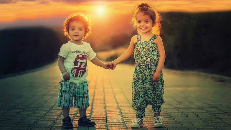 National Brother's Day Images & HD Wallpapers for Free Download Online: Wish Happy Brother's Day 2019 With GIF Greetings & WhatsApp Sticker Messages