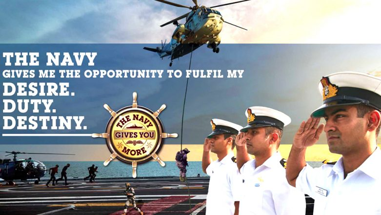 Indian Navy Entrance Test INET Introduced for Graduates: Know Eligibility, Selection Process and All About the Exam to Be Held in September 2019