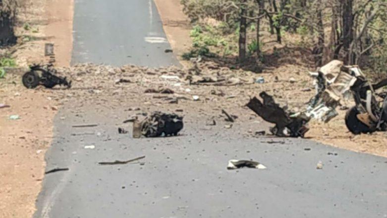 Intelligence Bureau Issues Naxal Alert For Uttar Pradesh After Maoist Attack in Maharashtra
