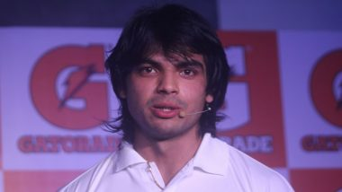 COVID-19: Javelin Thrower Neeraj Chopra Donates Rs 3 Lakh to Relief Funds to Combat Crisis