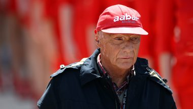 Niki Lauda, Former Austrian Formula One Driver and 3 Times F1 World Champion Dies at the Age of 70, McLaren Pays Tribute