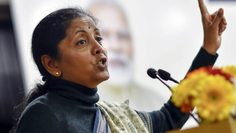 Nirmala Sitharaman, Finance Minister of India, Is A Woman Of Many Firsts; Here's How