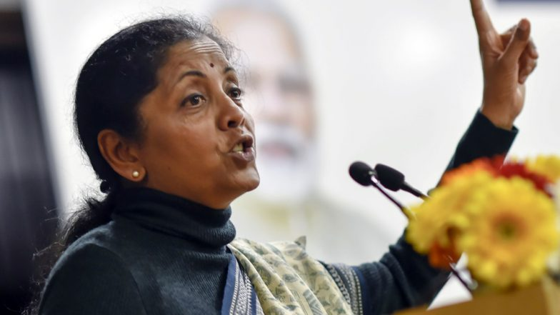 Nirmala Sitharaman And Team All Set to Revamp GST on June 21; Mull Curb on Tax Evasion