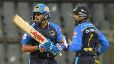 ATM vs NMP, T20 Mumbai League 2019 Live Cricket Streaming: Watch Free Telecast of Aakash Tigers MWS vs North Mumbai Panthers on Star Sports and Hotstar Online