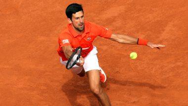 Novak Djokovic, Kei Nishikori in French Open 2019 Quarterfinals