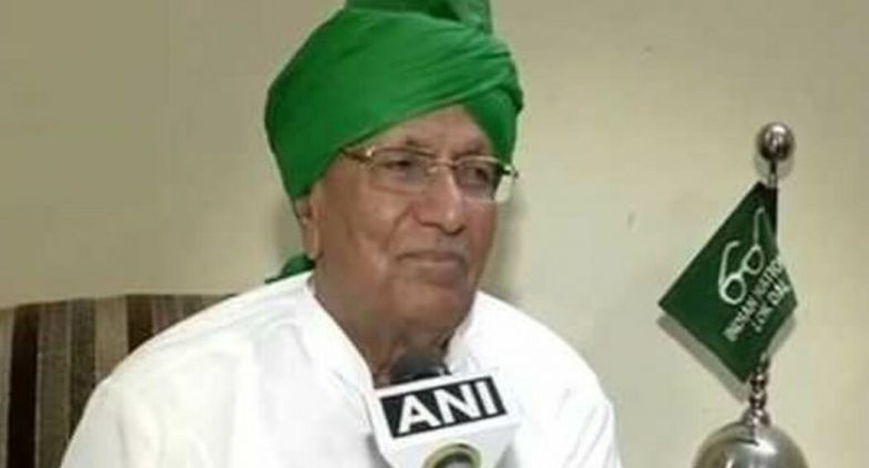 ED Attaches Former Haryana CM OP Chautala's Assets Worth Rs 1.9 Crore in Corruption Case