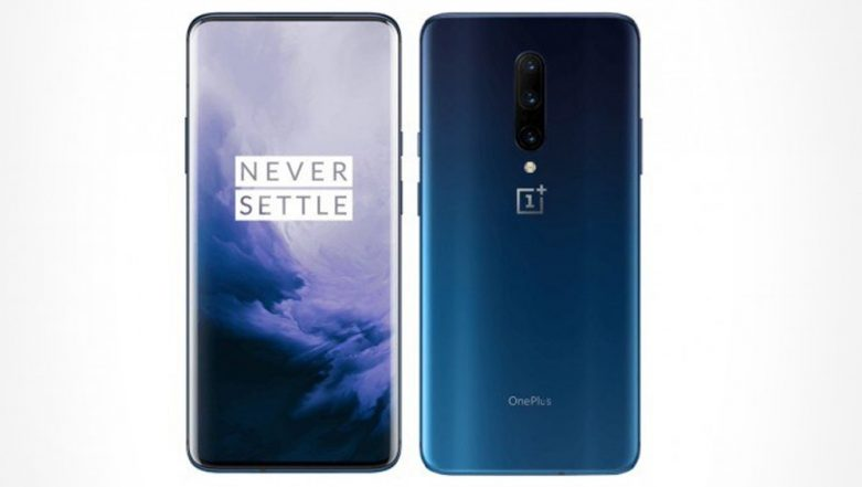 OnePlus 7T Pro Image Leaked Online; Might Get Android Q Beta & OnePlus 7 Pro Like Design