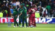 Pakistan vs West Indies 2021 Schedule: Get PAK vs WI Time Table and Match Fixtures