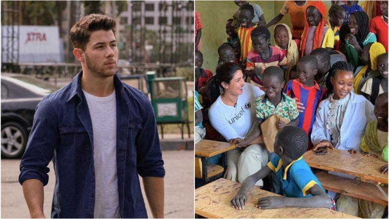 Nick Jonas is a 'Proud Husband' as He Shares a Lovely Post on Wife Priyanka Chopra's Unicef Work