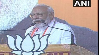 'Congress Dreaming of Killing Me', Says PM Narendra Modi at Madhya Pradesh Rally