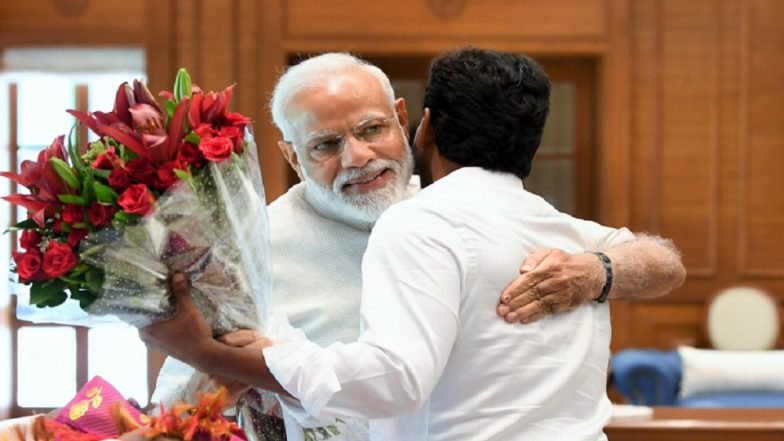BJP Offers Lok Sabha Deputy Speaker Post to YSRCP, Jagan Mohan Reddy Seeks Time
