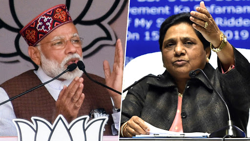Mayawati, Narendra Modi's War of Words Escalates, BSP Chief Says 'PM Being Abused as He Deserves It'