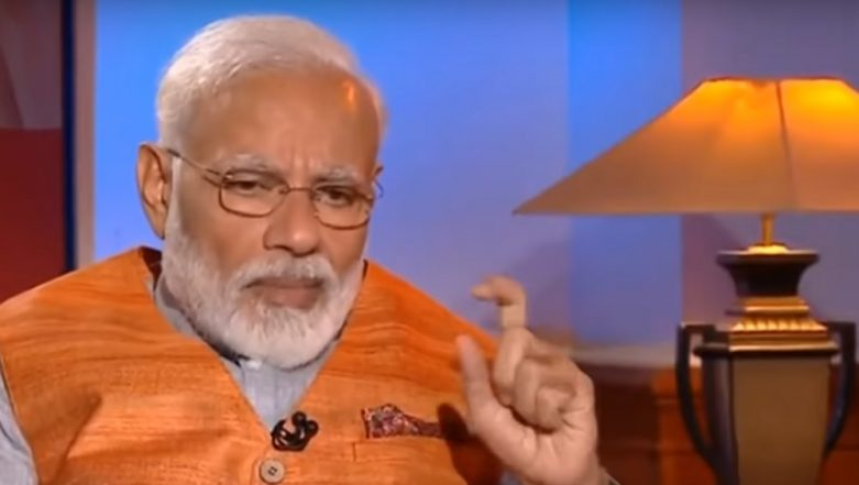 Narendra Modi's 'Scripted' Interview To News Nation: From Cloud to Radar And Digital Camera to Email, Congress Takes Advantage of PM's Unbelievable Claims (Watch Video)