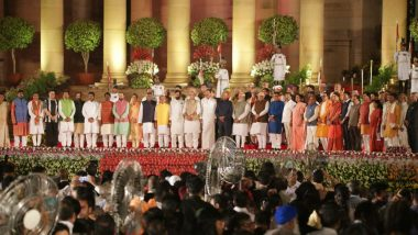 List of First-Time Ministers in Narendra Modi Cabinet 2.0: Amit Shah, S Jaishankar, Arvind Sawant Among First-Timers