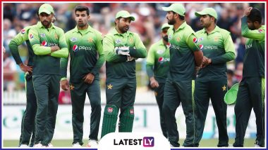 Schedule of Team Pakistan at ICC Cricket World Cup 2019: List of PAK Team's Matches, Time Table, Date, Venue and Squad Details