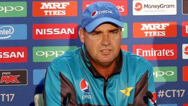 Ahead of ICC Cricket World Cup 2019, Mickey Arthur Says, ' Pakistan's Fielding a Real Worry for Me'