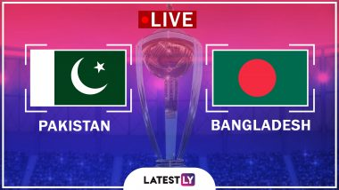 Live Cricket Streaming of Pakistan vs Bangladesh ICC World
