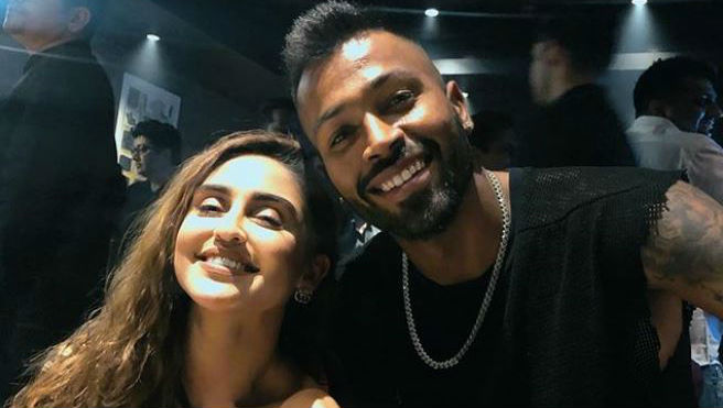 Hardik Pandya Gets Support After Being Addressed as 'Kaalu Bhai' Following His Pose with Krystle D'Souza