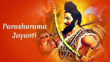 Parshuram Jayanti 2019 Date: Know Significance and Observances of the Birth Anniversary of Lord Vishnu's Sixth Incarnation