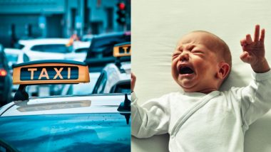 Absentminded German Parents Forget Baby Inside Taxi As They Return From Hospital After Birth of Child