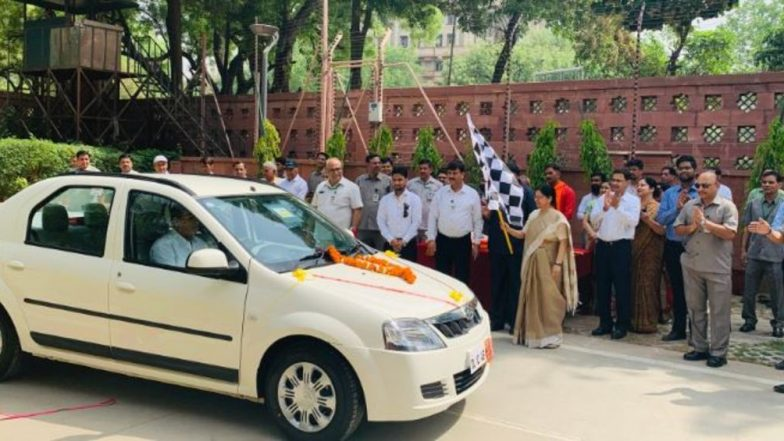 E-Mobility: Indian Parliament Gets Fast Chargers For Electric Vehicles Installed
