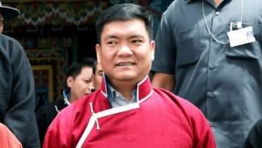 Pema Khandu of BJP to Take Oath as Arunachal Pradesh CM on May 29, Informs Kiren Rijiju