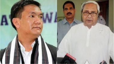 Naveen Patnaik, Pema Khandu Swearing-In: CM-Designates of Odisha, Arunachal Pradesh to Take Oath Today