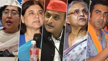 Lok Sabha Elections 2019: Atishi vs Gautam Gambhir, Akhilesh Yadav vs 'Nirahua' & More Key Battles in Phase 6