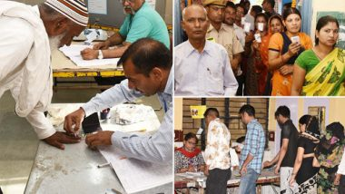 Lok Sabha Elections 2019 Phase 6 Concludes, 62.86% Per Cent Voter Turnout Recorded Amid Minor Reports of Violence In West Bengal and Bihar