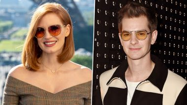 Jessica Chastain, Andrew Garfield to Starr in Biopic of Tammy Faye, the Controversial Televangelist