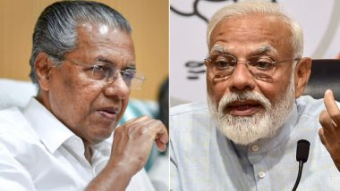 Air India Express Plane Mishap: PM Narendra Modi Speaks to Kerala CM Pinarayi Vijayan to Get Sense of Ground Situation After Flight From Dubai Overshoots Runway Into Valley