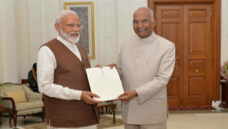 Narendra Modi Appointed Prime Minister for Second Term