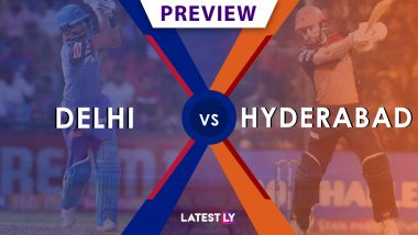 DC vs SRH, IPL 2019 Eliminator Match Preview: Can Delhi Capitals Overcome Sunrisers Hyderabad Challenge at VDCA Cricket Stadium?
