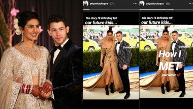 Priyanka Chopra Jonas Has a 'How I 'MET' Your Father' Nick Story for Her Kids